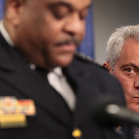 GANGLAND: Another 33 People SHOT LAST WEEKEND in Rahm's 'GUN FREE' Chicago