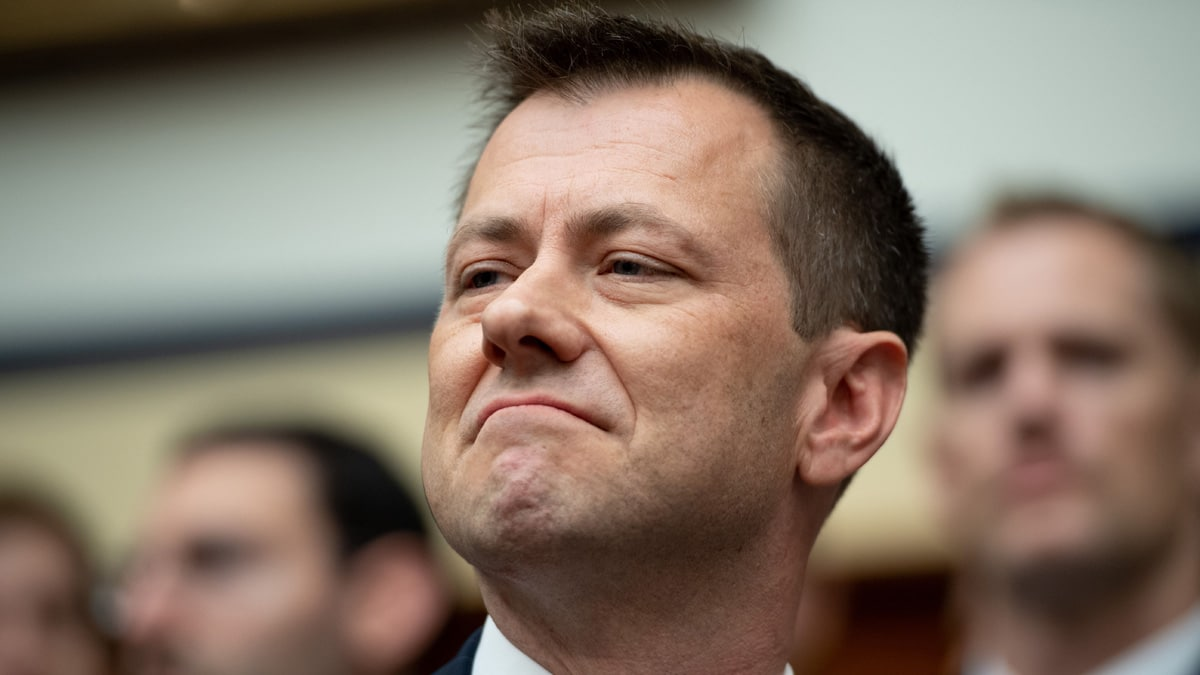 BREAKING: Former FBI Agent Peter Strzok SUES the DOJ for Violating His C...