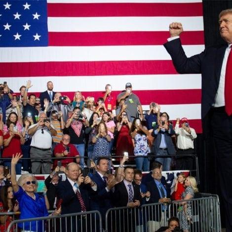 NEW DEPLORABLES? Democrat Senator Calls Trump Rally 'DARK CARNIVAL'