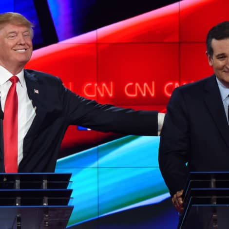TRUMP TO TEXAS: The President Announces MASSIVE RALLY for Ted Cruz