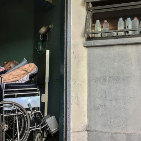 SOCIALIST PARADISE: 96% of Venezuela's Hospitals OUT OF FOOD, Patients Starving