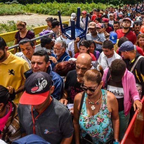 SOCIALIST UTOPIA: Venezuela's Population PLUNGES 2.3 MILLION, DOWN 7% in JUNE 2018