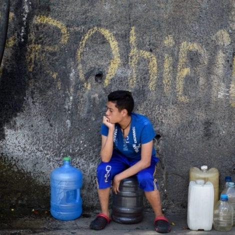 PARADISE LOST: Venezuela Cuts PUBLIC WATER SUPPLY as Resources Dwindle