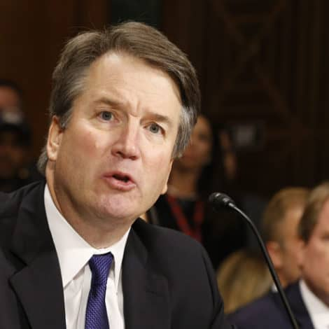 THE LATEST: Kavanaugh Slams 'Political Circus,' Gets Emotional During Opening Statement