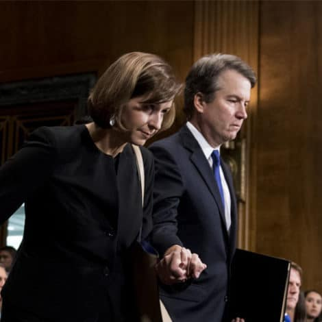 KAVANAUGH: 'My Family Has Been Destroyed' Over Assault Allegations