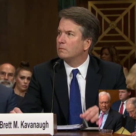 WATCH LIVE: Judge Kavanaugh Testifies Before the Senate Judiciary Committee