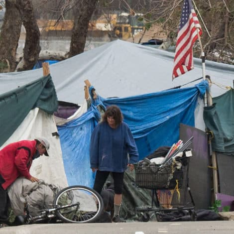 WEST COAST CHAOS: California Has 'HIGHEST POVERTY RATE' in the US Despite Massive Spending