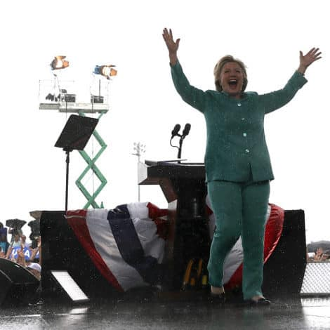 SHE'S BACK: Hillary Clinton to Campaign for Andrew Gillum in Florida