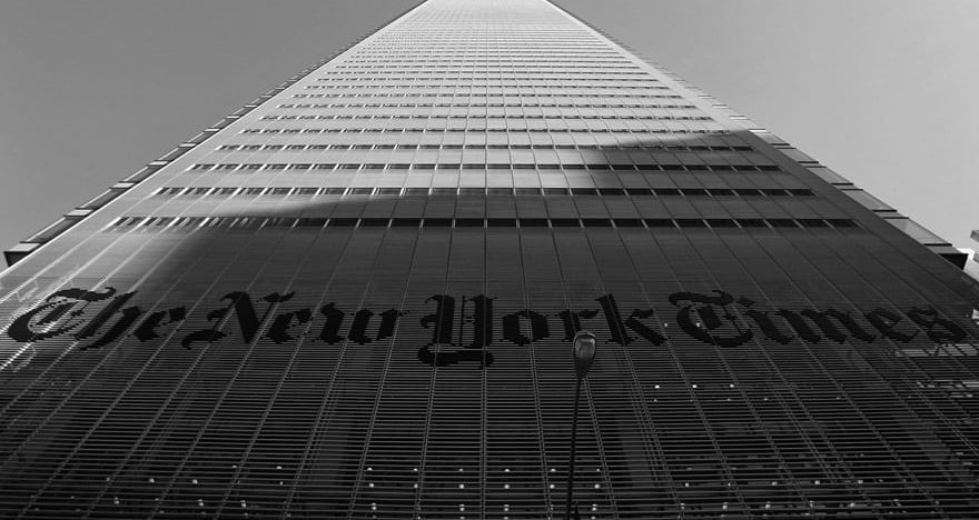 Partner Content - OP-ED: The NY Times and the 'Stalinization' of American History