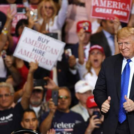 MAGA VEGAS: Trump Touts 'BEST ECONOMY' in US History at Nevada Rally