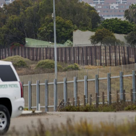 BORDER CHAOS: Federal Agent 'SHOT AT' While Sitting in Patrol Car at US-Mexico Border