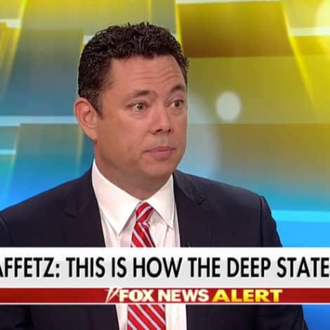DEEP STATE SPIES: Jason Chaffetz Says 'DEEP STATE' Sent Spies to 'Embarrass' Him