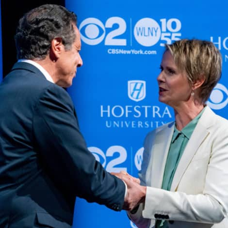 CUOMO PULLS AHEAD: NY Governor Opens up MASSIVE 40 Point Lead over Cynthia Nixon