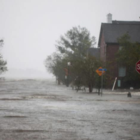 FLORENCE GETS DEADLY: First Fatalities Reported as Hurricane Florence Slams Carolinas