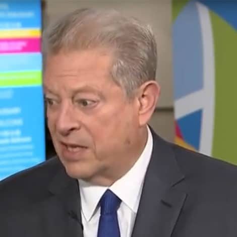 BRAIN FREEZE: Al Gore Says Trump's Presidency Should be 'TERMINATED EARLY'