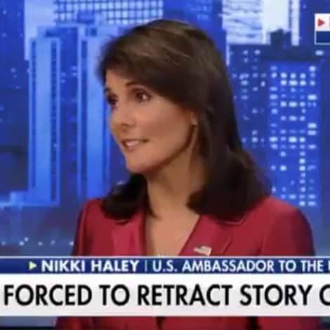 BUSTED! Nikki Haley SLAMS the NY Times Over Phony Hit Piece About $50k Curtains
