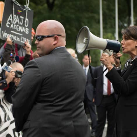 HALEY SOUNDS OFF: Nikki Haley Joins Protesters, Calls for REMOVAL of Venezuela's Maduro