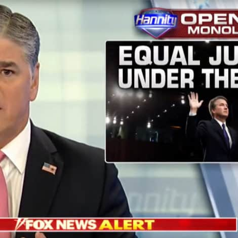 HANNITY: Many on the Left are 'PUTTING POLITICS' Above Core American Values