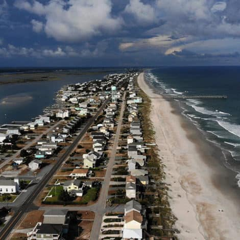 FLORENCE'S FURY: Hurricane Generating '80 FOOT HIGH' Waves, Evacuations Ordered