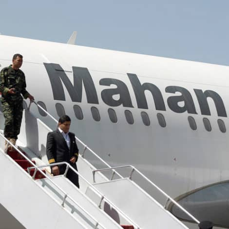 TENSE IN TEHRAN: White House Sanctions Iran's 'TERRORIST-AFFILIATED' Airline