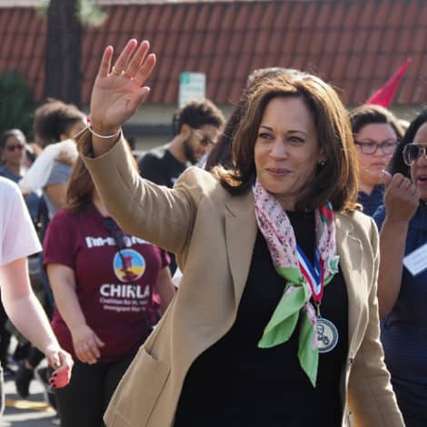 REPORT: Sen. Harris Given LAPD Security Detail in OTHER CITIES, Racks up $28,000 BILL