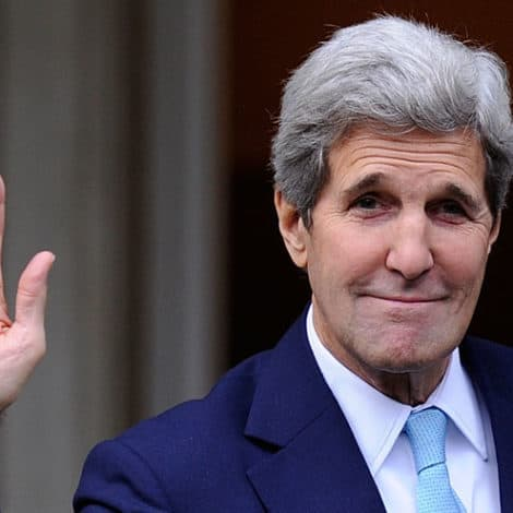 KERRY COLLUSION: Nikki Haley Slams John Kerry's 'ANTI-AMERICAN' Meetings with Tehran