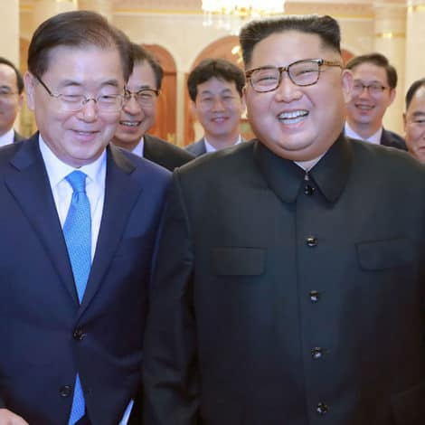 KIM COMMITS: North Korean Leader Says He's 'UNEQUIVOCALLY COMMITTED' to Denuclearization