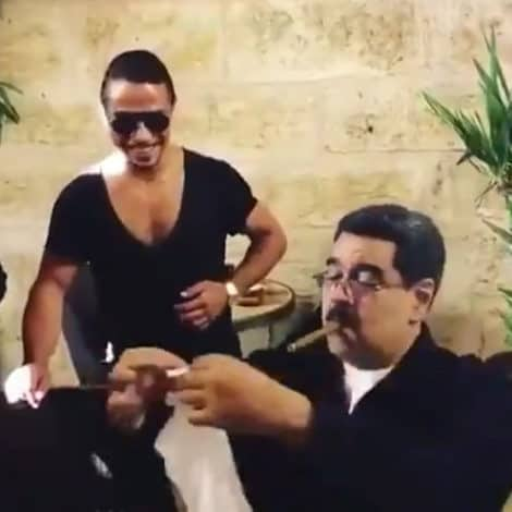 RAGE: Venezuela on the Brink after Video of Maduro's 'Lavish Dinner Party' Goes Viral