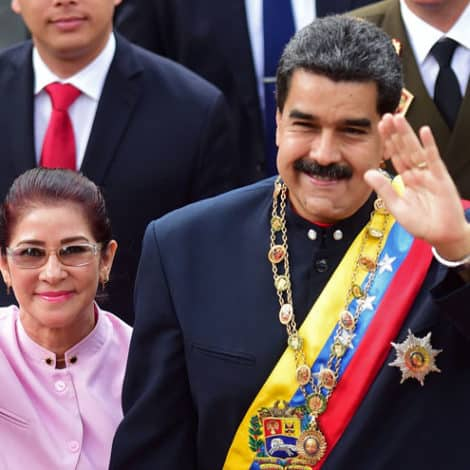 PARADISE LOST: Trump Admin Imposes MAJOR SANCTIONS on Maduro's Family, Top Officials