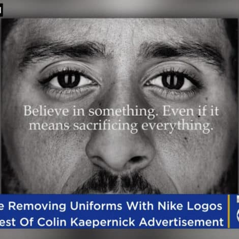 IT BEGINS: College Removes NIKE LOGO from All Athletic Gear Over Kaepernick Ad