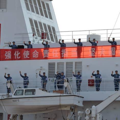 BEIJING LIFELINE: Chinese 'Medical Ship' Arrives at Venezuela Port for Eight Day Visit