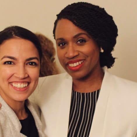 LURCHING LEFT: Cortez-Backed Candidate DEFEATS 10-Term Dem in Massachusetts