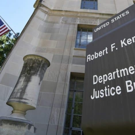 """DOJ Employee Says Coworkers Discuss """"Resisting"""" Trump from Within the Department"""
