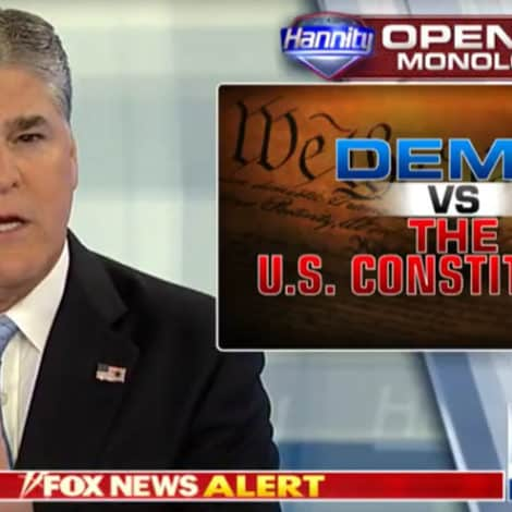HANNITY: Democrats Don't Want a 'Serious Investigation' into Kavanaugh Accusations