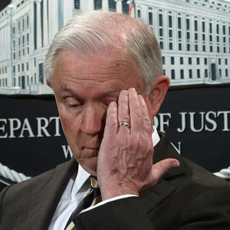 SESSIONS SLAMMED: Trump UNLOADS on Sessions, Says He 'Doesn't Have an Attorney General'