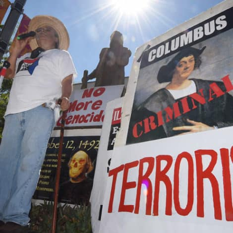 COLUMBUS CANCELED: Mass. City Replaces 'Columbus Day' with 'Indigenous Peoples' Celebration