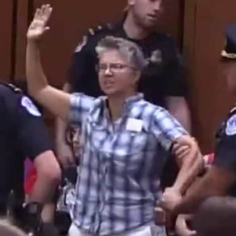 CHAOS DAY 2: Anti-Trump Protesters Storm Kavanaugh Hearings for SECOND DAY