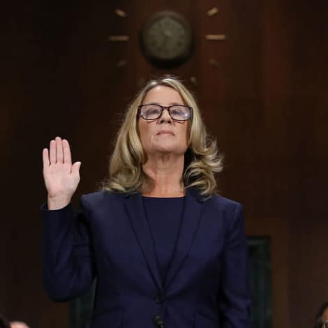THE LATEST: Dr. Ford Rejects 'Mistaken Identity' Defense, Can't Say Who Paid for Polygraph