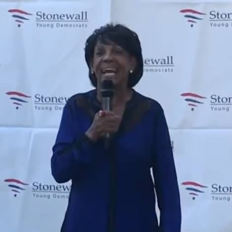TROUBLED WATERS: Maxine Repeatedly Screams 'IMPEACHMENT,' Vows to 'GET TRUMP'