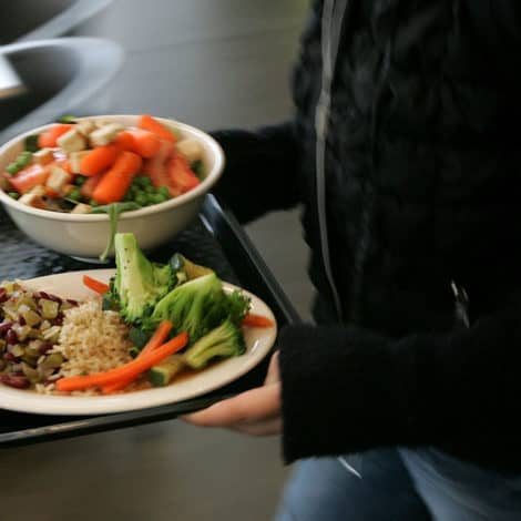 LIBERAL PRIORITIES: Berkeley Institutes 'VEGAN ONLY' Meals for Official Events, Meetings