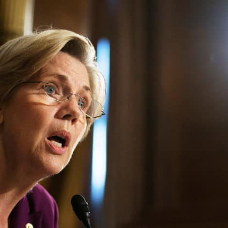 NO THANKS: Majority of Mass. Voters Don't Want Warren to Run for President