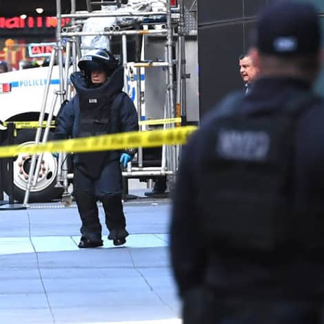 DEVELOPING: 'Suspicious Packages' Sent to Obamas, Clintons, CNN Evacuated