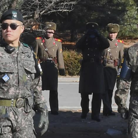 PEACE IN KOREA? North, South Korea to Remove DMZ Landmines Within 20 Days