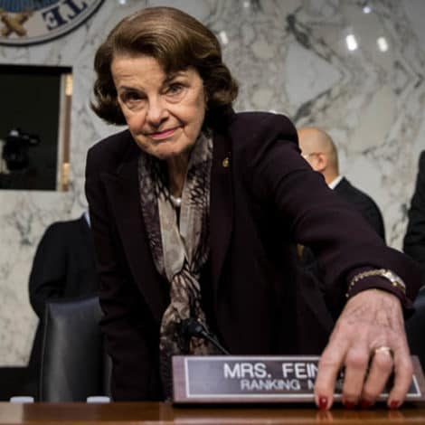 DIANNE'S NEW DEMAND: Feinstein Calls for ANOTHER Investigation into Kavanaugh