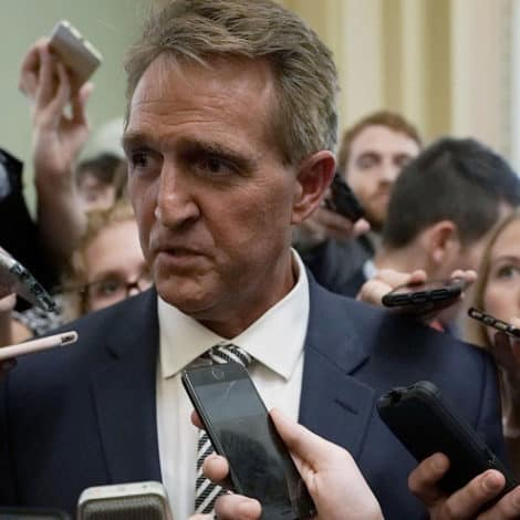 UPDATE: Sen. Flake to Vote 'YES' on Kavanaugh 'Unless Something Big Changes'