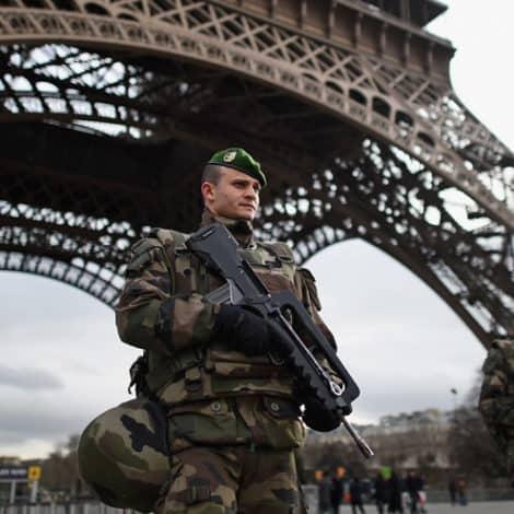 TEHRAN'S TERROR: France Foils Iranian-Backed Bomb Plot Near Paris, Freezes Assets