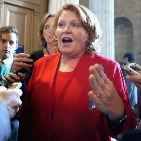 BREAKING: Swing Democrat Senator to 'Vote No' on Kavanaugh