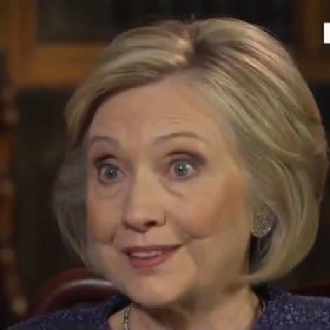 HILLARY GOES OFF: Clinton Says Kavanaugh Confirmation 'UNDERMINES' Supreme Court