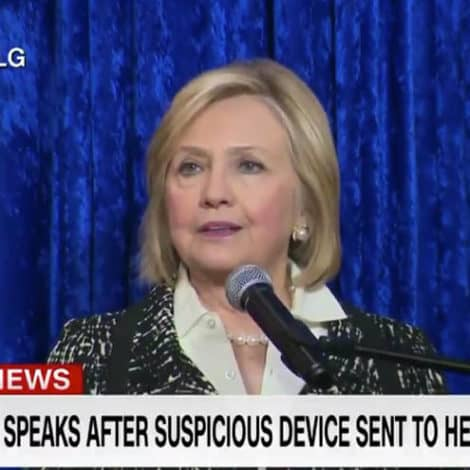 UPDATE: Hillary Clinton Calls on All Americans to 'Bring Our Country Together'
