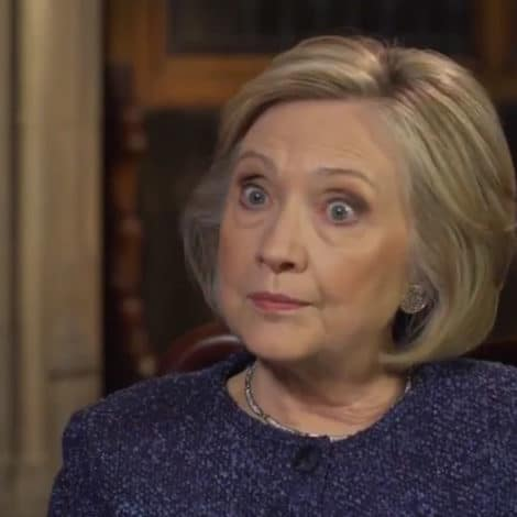 IRONY ALERT: Hillary Says Only Democrats Can Restore 'CIVILITY' to DC